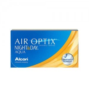 Air Optix® Night & Day® Aqua - 6 Lenti a Contatto