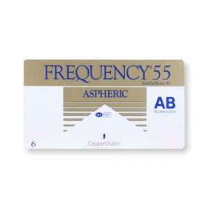 Frequency 55 Aspheric 6 Lenti a Contatto