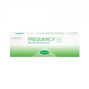 Frequency® 55 1 day Extra - 30 Lenti a Contatto
