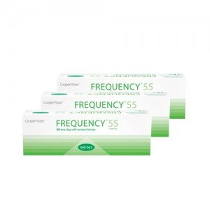 Frequency® 55 1 day Extra - 90 Lenti a Contatto