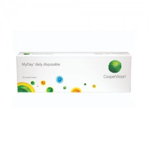 MyDay® daily disposable - 30 Lenti a Contatto