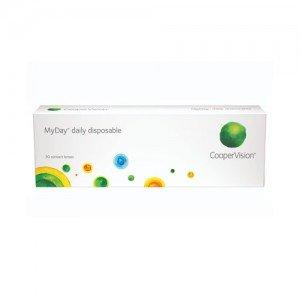 MyDay® daily disposable - 30 Lenti a Contatto