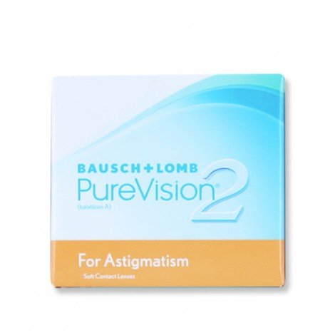 PureVision2 HD for Astigmatism - 3 Lenti a Contatto