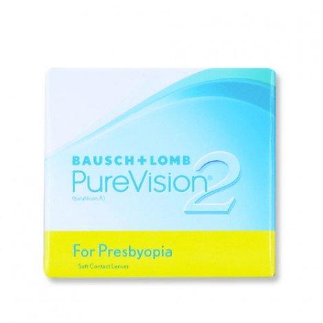 PureVision2 per Presbiopia - 3 Lenti a Contatto