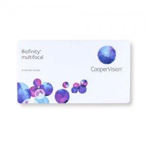 Biofinity® Multifocal - 6 Lenti a Contatto