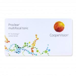 Proclear® Multifocal Toric - 3 Lenti a Contatto
