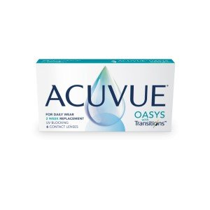 Acuvue® Oasys with Transitions™ - 6 Lenti a Contatto