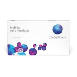 Biofinity® Toric Multifocal - 3 Lenti a Contatto