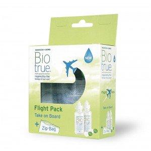 Biotrue Flight Pack 2x60ml + Porta lenti