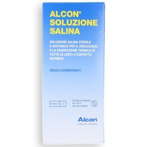 Alcon Salina Monodose - 30 x 15 ml