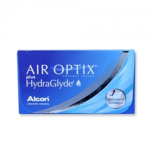 Air Optix Plus Hydraglyde - 6 Lenti a Contatto