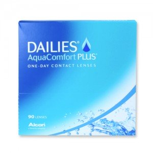 Dailies AquaComfort Plus - 90 Lenti a Contatto
