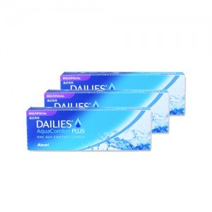 Dailies® AquaComfort Plus® Multifocal - 90 Lenti a Contatto