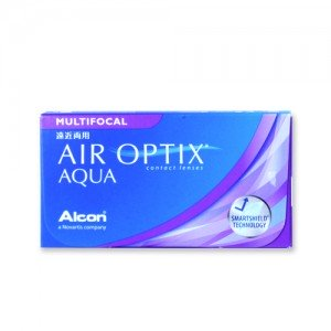 Air Optix Aqua Multifocal - 6 Lenti a Contatto