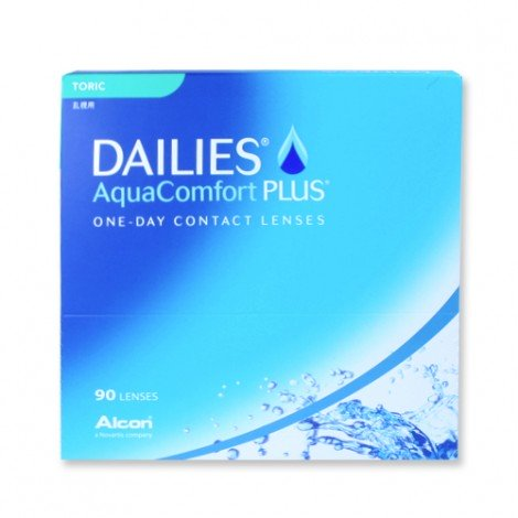 Dailies AquaComfort Plus Toric - 90 Lenti a Contatto