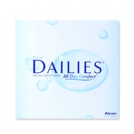 Focus Dailies All Day Comfort - 90 Lenti a Contatto