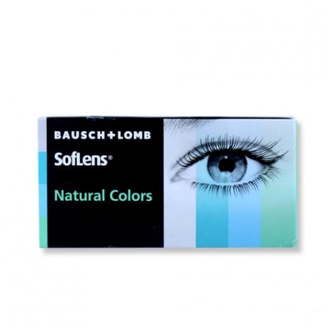 come ottenere orologio più foto SofLens® Natural Colors Cosmetiche | 2 Lenti a Contatto | Lentimania
