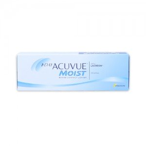 1-Day Acuvue® Moist - 30 Lenti a Contatto