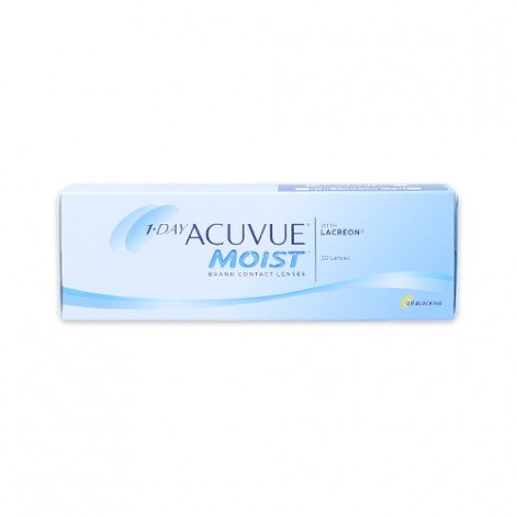 1-Day Acuvue Moist - 30 Lenti a Contatto