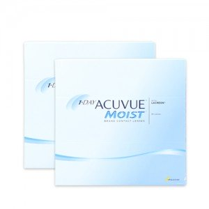 1-Day Acuvue® Moist - 180 Lenti a Contatto