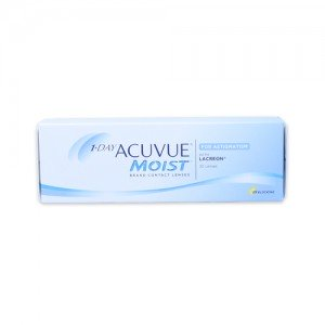 1-Day Acuvue® Moist for Astigmatism - 30 Lenti a Contatto