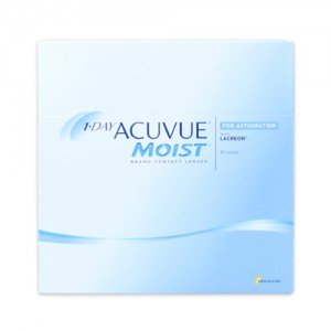 1-Day Acuvue Moist for Astigmatism - 90 Lenti a Contatto