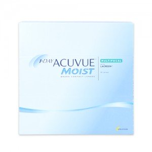 1-Day Acuvue® Moist Multifocal - 90 Lenti a Contatto
