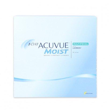 nuovi prodotti per prodotti di qualità limpido in vista 1-Day Acuvue® Moist Multifocal | 90 Lenti a Contatto | Lentimania