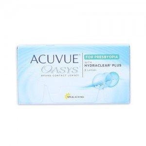 Acuvue Oasys for Presbyopia - 6 Lenti a Contatto