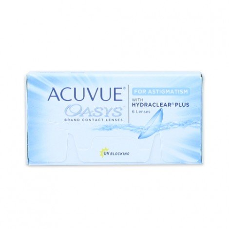Acuvue Oasys for Astigmatism - 6 Lenti a Contatto