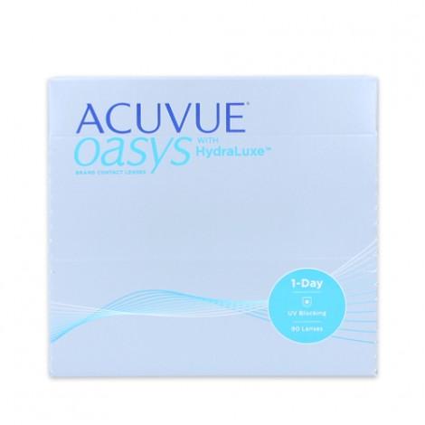sconto più basso intera collezione prezzo folle Acuvue® Oasys 1-Day | 90 Lenti a Contatto | Lentimania