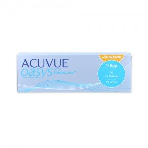 Acuvue® Oasys 1-Day for Astigmatism - 30 Lenti a Contatto