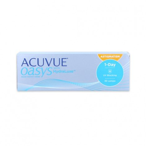 Acuvue Oasys 1-Day for Astigmatism - 30 Lenti a Contatto