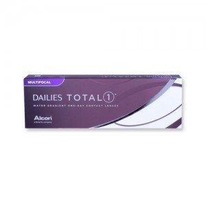 Dailies Total 1® Multifocal - 30 Lenti a Contatto