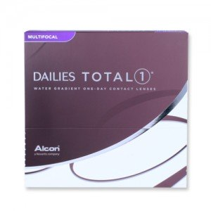 Dailies Total 1® Multifocal - 90 Lenti a Contatto