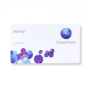 Biofinity® - 3 Lenti a Contatto