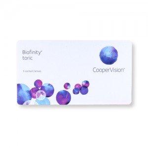 Biofinity® Toric - 3 Lenti a Contatto