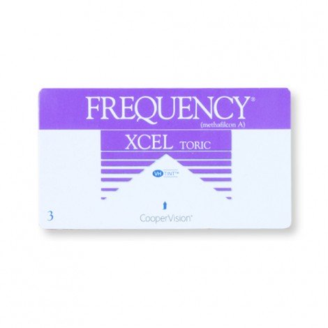 Frequency Xcel Toric 3 Lenti a Contatto