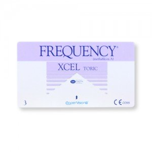 Frequency® Xcel Toric XR - 3 Lenti a Contatto