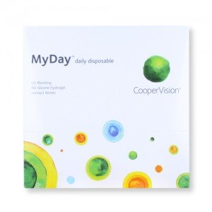 MyDay® daily disposable - 90 Lenti a Contatto